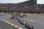 F1 | マグヌッセン「ザウバーのルクレールはあまりにも速く、太刀打ちできなかった」:F1ロシアGP日曜