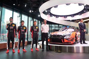 スーパーGT | KONDO RACINGとともにニュルへ挑むドライバーたちが意気込み「海外に力を示したい」