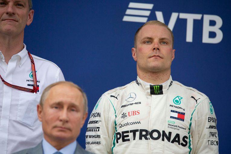 F1 | F1第16戦ロシアGP決勝トップ10ドライバーコメント