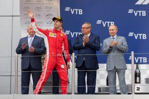 2018年F1第16戦ロシアGP セバスチャン・ベッテル