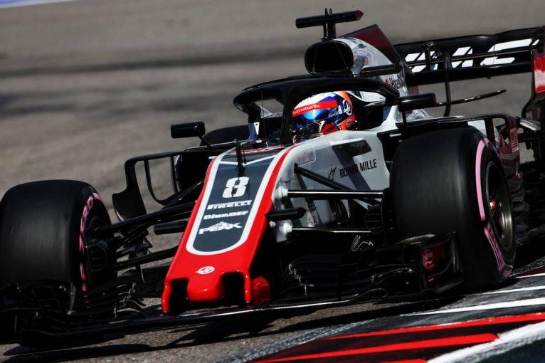 F1 | 11位完走のグロージャン「いいレースができたと思っていたが残念だ」:ハース F1ロシアGP日曜