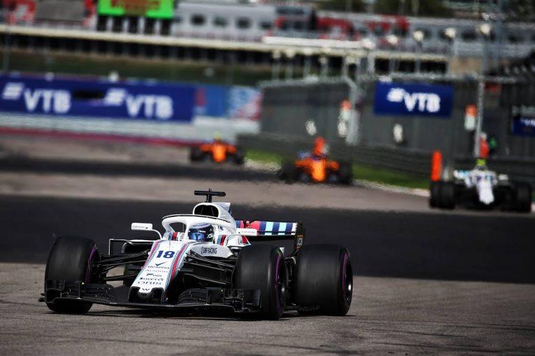 F1 | 2台揃ってノーポイントのウイリアムズ「2018年シーズン最大の痛手」:ウイリアムズ F1ロシアGP日曜