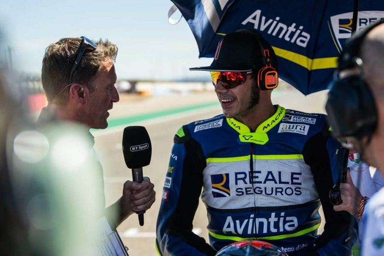 MotoGP | MotoGP:アビンティアのラバット、タイGPで復帰ならず。再びトーレス起用