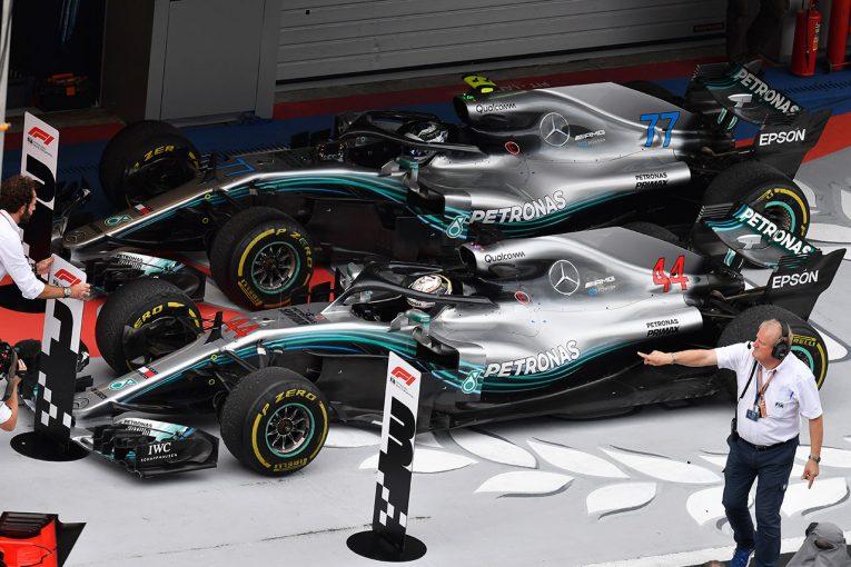 F1 | F1 Topic:ロシアGPで下されたチームオーダーに対するボッタスの疑念