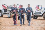 ラリー/WRC | サインツ、ペテランセル、デプレの元プジョー勢がミニ加入を正式発表。2019年のダカール挑戦