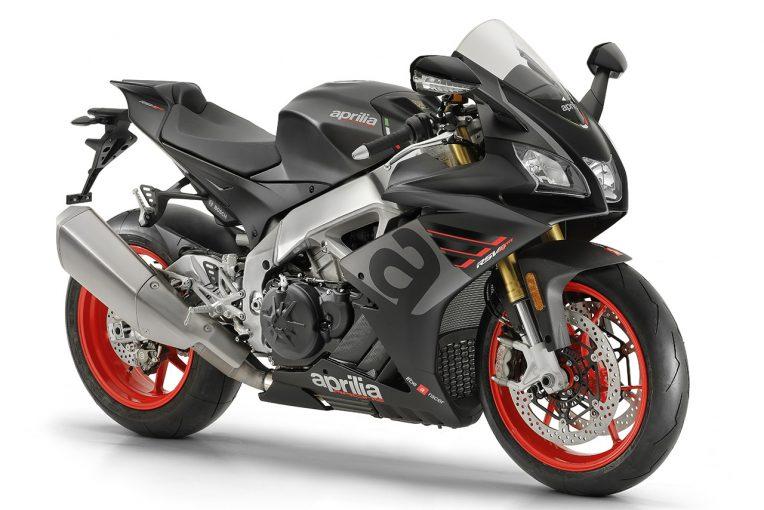 MotoGP   アプリリア、RSV4の最上位モデル『RSV4 RR』の2019年モデルをインターモト2018で発表