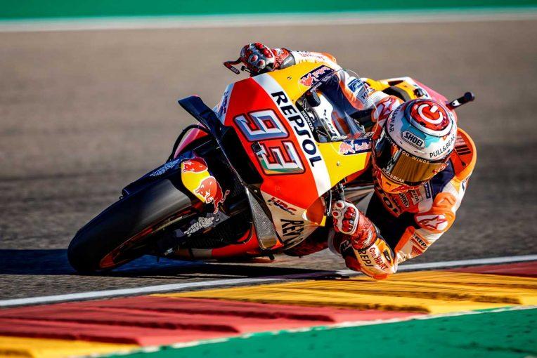 MotoGP   MotoGP:マルケス、初開催タイのコースは「一部はトリッキーだが、レイアウトはいい」