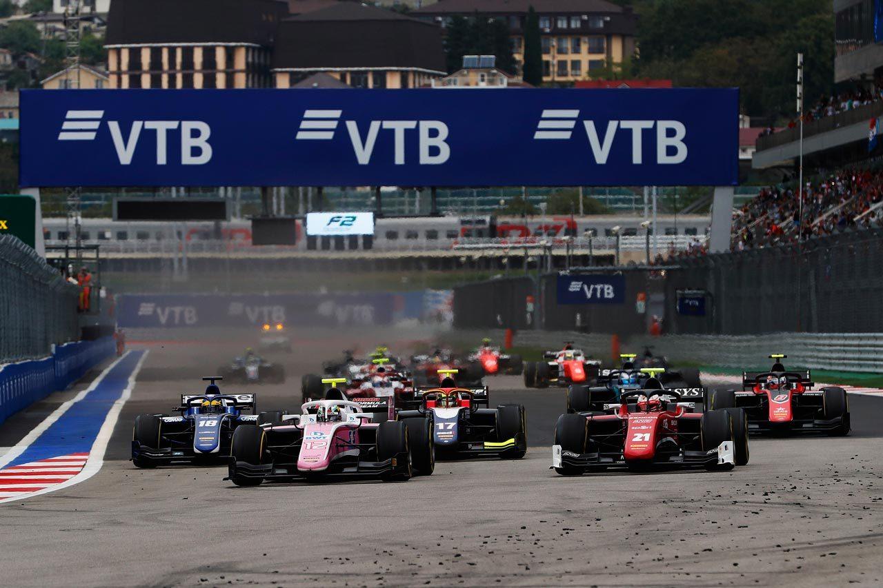 FIA F2ポイントランキング
