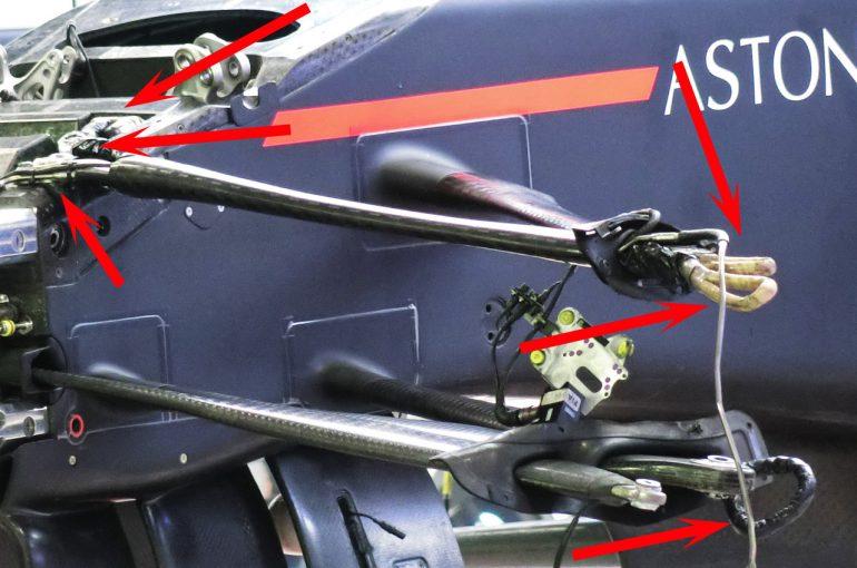 F1 | 【津川哲夫の私的F1メカ】クラッシュの被害を最小限に留め、ハロとともにコクピットを守る日本製の最新ロープ