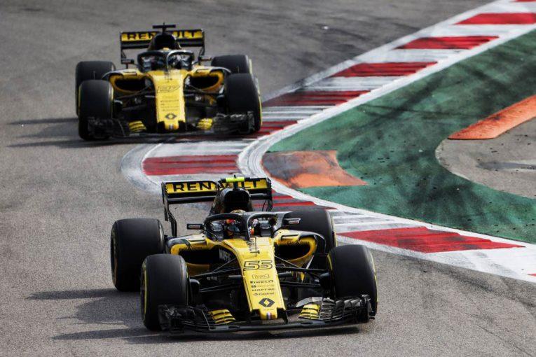 F1   ルノーF1の不振にプロストが深刻な懸念。「チームの戦闘力が退化している」