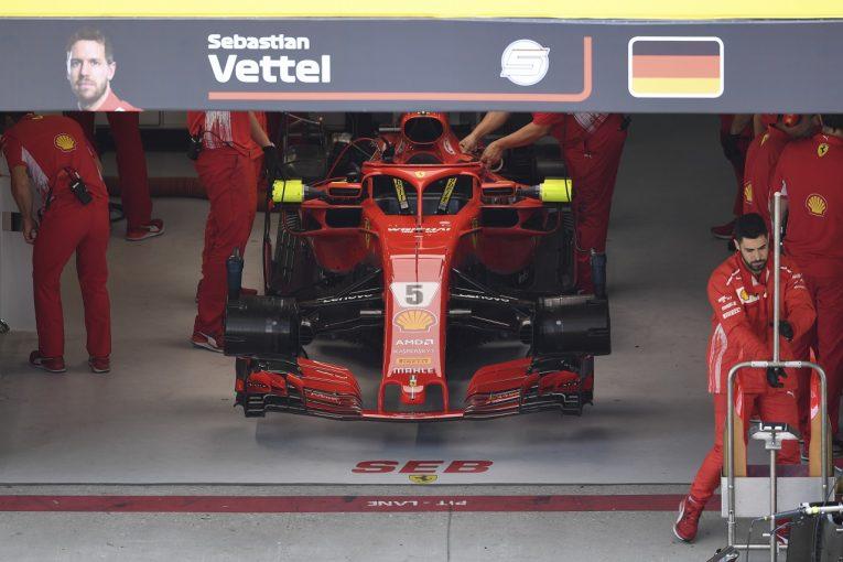 F1 | フェラーリF1が日本GPを前にマシンカラーリング変更へ