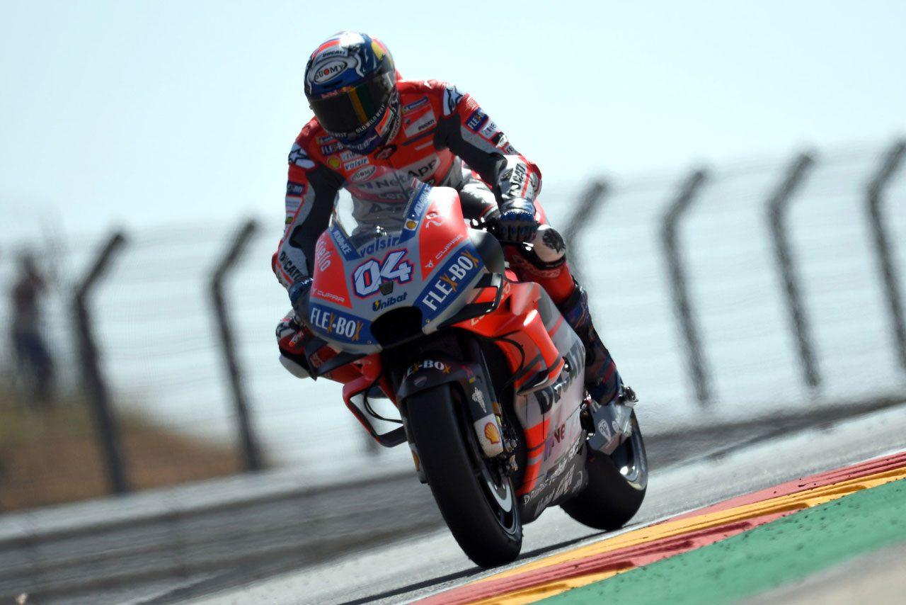 MotoGP:ドヴィツィオーゾ、雨季に開催のタイGPは「どんなことでも起こりうる」