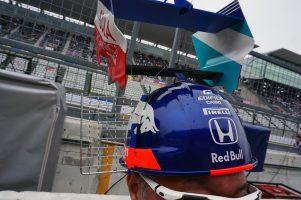 F1日本GP鈴鹿サーキット木曜日