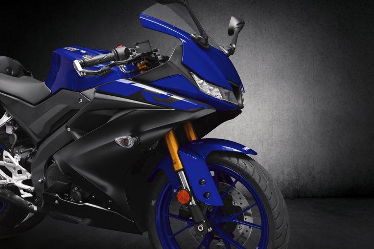 ヤマハ Yzf R1のdnaを受け継ぐ新型スポーツバイク Yzf R125 を欧州で発表