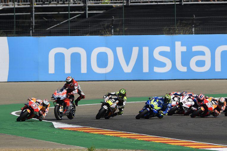 ホルヘ・ロレンソはアラゴンGP決勝後、マルケスの走りに怒りをあらわにした