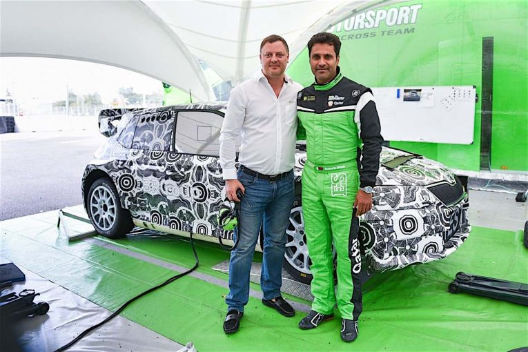 ラリー/WRC | 世界ラリークロス:2度のダカール覇者アル-アティアが2019年からフル参戦へ