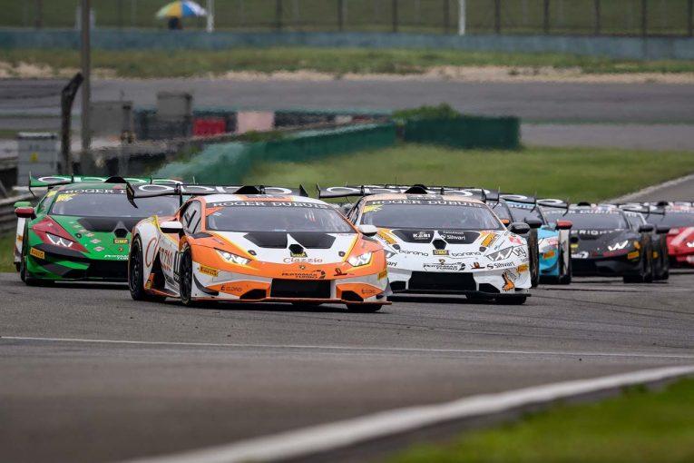 海外レース他 | ランボルギーニ・スーパートロフェオ・アジアシリーズ 2018第5大会上海 レースレポート
