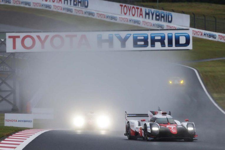TOYOTA GAZOO Racingは2017年の勝利を含めWEC富士で5勝を挙げている
