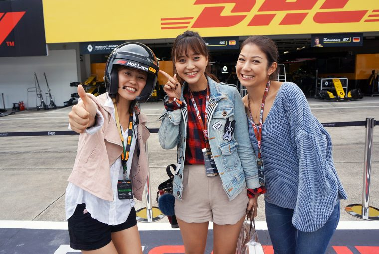 F1 | 【日本GP鈴鹿フォトギャラリー特別編:2】通りすがりのシロトキン他、1日で関係者何人と記念撮影ができるかF1パドックで挑戦してみました