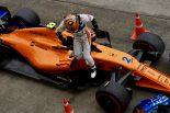 F1 | バンドーン「FP1で走れなかったから、チームが選んだ方向性を信じるしかない」:マクラーレン F1日本GP金曜