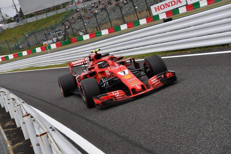 F1 | ライコネン「セットアップは改善しつつあるが、まだ課題が残っている」:F1日本GP金曜