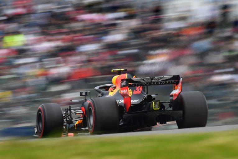 F1   フェルスタッペン「ラリークロスみたいに滑ってばかり。1ラップも満足できなかった」:F1日本GP金曜