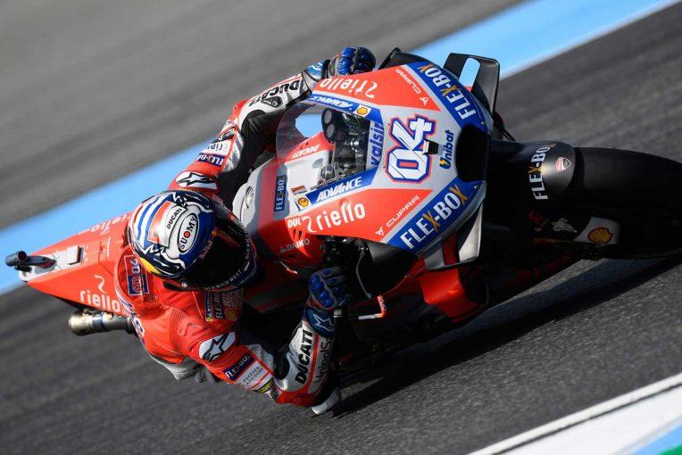 MotoGP | MotoGPタイGP初日:総合トップはドヴィツィオーゾ。ヤマハが上位で初日を終える