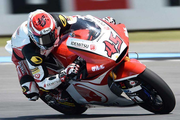 MotoGP   イデミツ・ホンダ・チーム・アジア 2018MotoGP第15戦タイGP 初日レポート