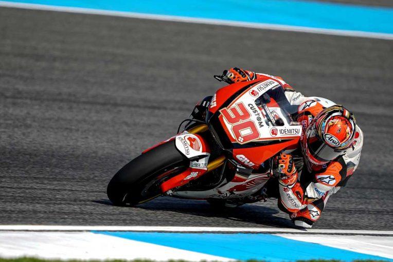 MotoGP | MotoGP:タイで順調なスタートを切った中上。目標は「Q2へダイレクトに進める順位」
