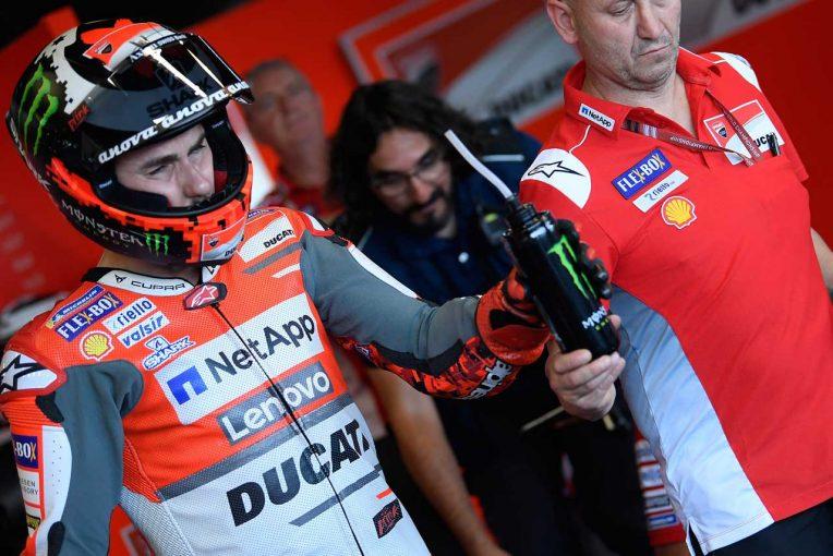 MotoGP   MotoGP:タイGPのFP2でハイサイド転倒を喫したロレンソが欠場すると発表
