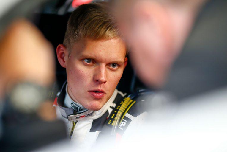 ラリー/WRC   首位快走するトヨタのタナク「グリップ力が低い路面でさえも高い競争力があった」/WRC第11戦ラリーGB デイ2後コメント