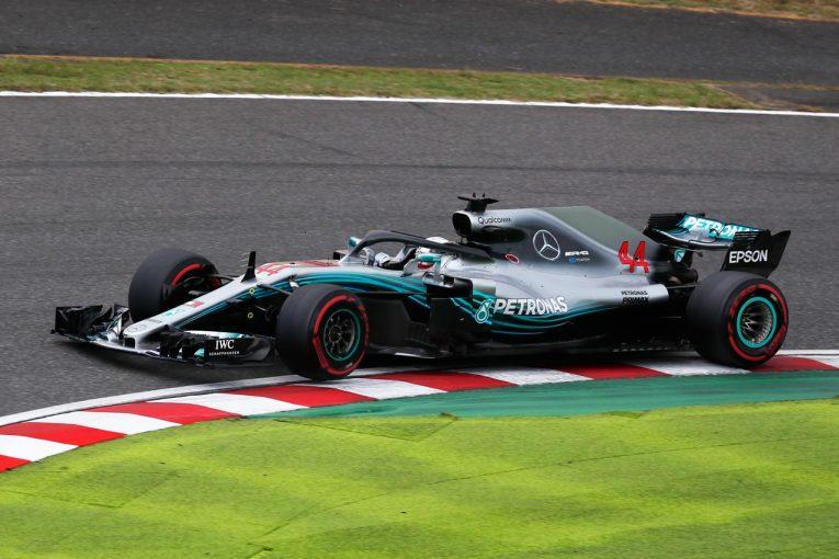 F1   【順位結果】F1第17戦日本GP予選