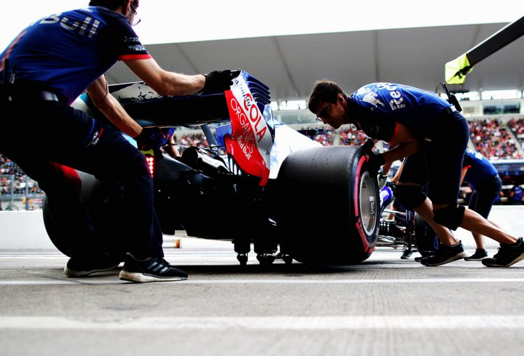 F1   【インタビュー】トロロッソ・チーフエンジニア:予選大躍進のカギは「ホンダとの風通しのよさと、パワーユニットの大幅な性能向上」