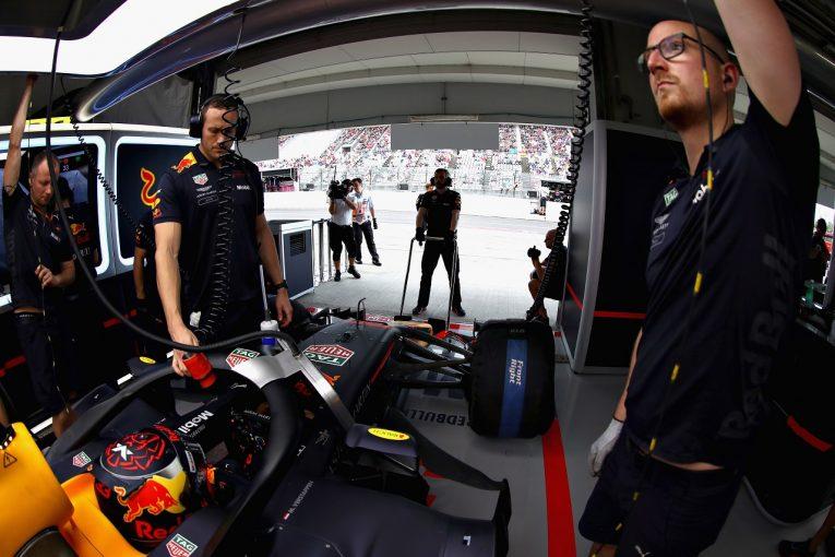 F1   フェルスタッペン予選3番手「完璧なタイヤ戦略でフェラーリに勝つことができた」:F1日本GP土曜