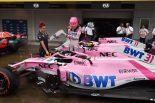 F1 | オコン「天気の予想が外れ、燃料戦略を誤った」:フォース・インディア F1日本GP土曜