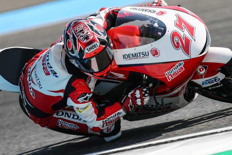 MotoGP | ホンダ・チーム・アジア 2018MotoGP第15戦タイGP 予選レポート