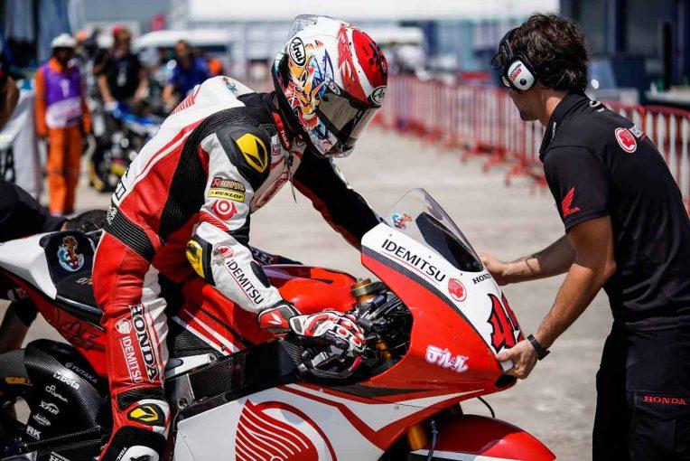 MotoGP | イデミツ・ホンダ・チーム・アジア 2018MotoGP第15戦タイGP 予選レポート