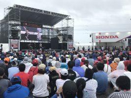 F1日本グランプリ鈴鹿サーキット予選