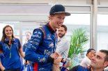 F1 | 【F1日本GP特集】SNSまとめ:予選6番手の快挙にハートレーが「メガ! サンキュー!」。前夜祭でジョークを飛ばすライコネン