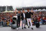 F1 | 鈴鹿30回記念大会を楽しむ琢磨「マクラーレン・ホンダMP4/6で鈴鹿を走れるなんて」