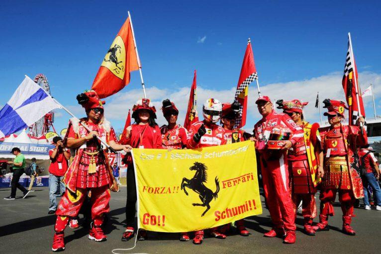 F1   オコンが3グリッド降格ペナルティ/F1第17戦日本GPグリッド