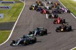 F1 | 【順位結果】F1第17戦日本GP決勝