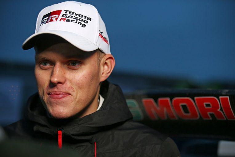 ラリー/WRC | リタイアしたタナク、最終日は「失うものなし。全力で挑むのみ」/WRC第11戦ラリーGB デイ3後コメント