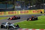 F1 | 【フォトギャラリー】F1第17戦日本GP 日曜日