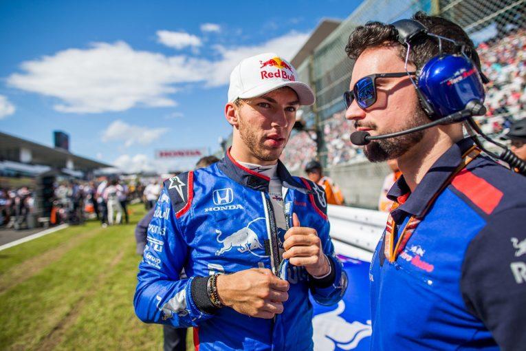 F1   ガスリー「今日はポイントを獲れたはず。ベストといえるレースができなかった」:トロロッソ・ホンダ F1日本GP日曜