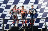 MotoGP | MotoGP:マルケス「夢に向かって一歩近づくことができた」/タイGP決勝トップ3コメント