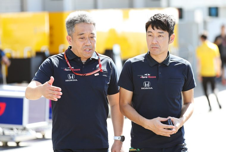 F1   トロロッソ・ホンダ F1日本GP密着:無念の決勝と予選の進歩。モータースポーツ部、山本雅史部長が振り返る鈴鹿