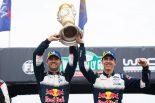 ラリー/WRC | WRCラリーGB:オジエがラトバラとの一騎打ち制し4勝目。トヨタは4戦連続のダブルポディウム