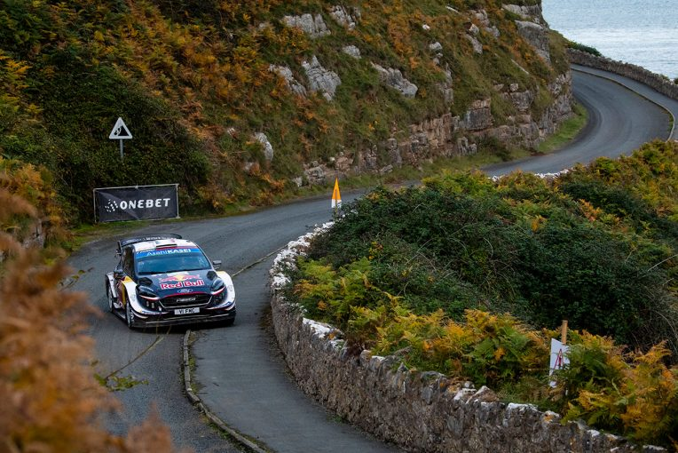 ラリー/WRC | 【順位結果】2018WRC第11戦ラリーGB 総合