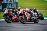 MotoGP | 中上、MotoGPタイは序盤に転倒するも戦線復帰し「走るのがやっとの状態」で22位完走